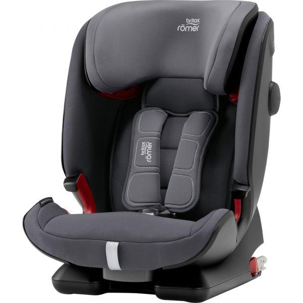 Cadeira Auto Britax Römer AdvansaFix IV R SICT Isofix 1-2-3 Storm Grey