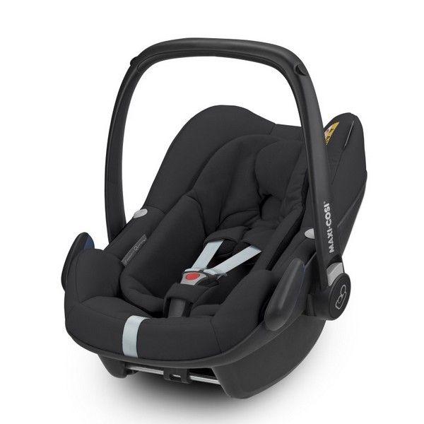 Cadeira Auto Maxi-Cosi Pebble Plus i-Size Black