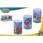 Color Baby Super Wings Mealheiro Metálico