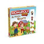 Hasbro Jogo Tabuleiro Monopoly Junior A Quinta