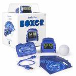 Concentra Robot Interativo Boxer Blue