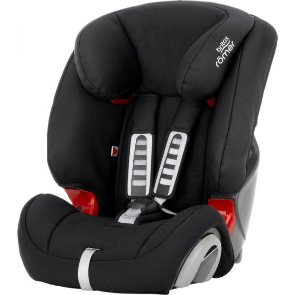 Britax Evolva 1-2-3 Cadeira Auto Cosmos Black - 254545-575209