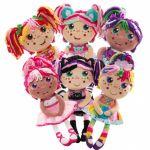 Concentra Boneca Bi-Bi Girls - Sortidas