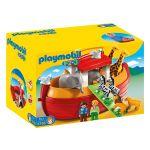 Playmobil 1.2.3 - Arca de Noé portátil - 6765