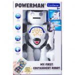 Lexibook Robot Educativo Que Fala C/comando Powerman