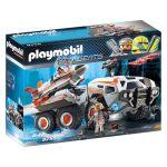 Playmobil Top Agents - Camião Spy Team - 9255