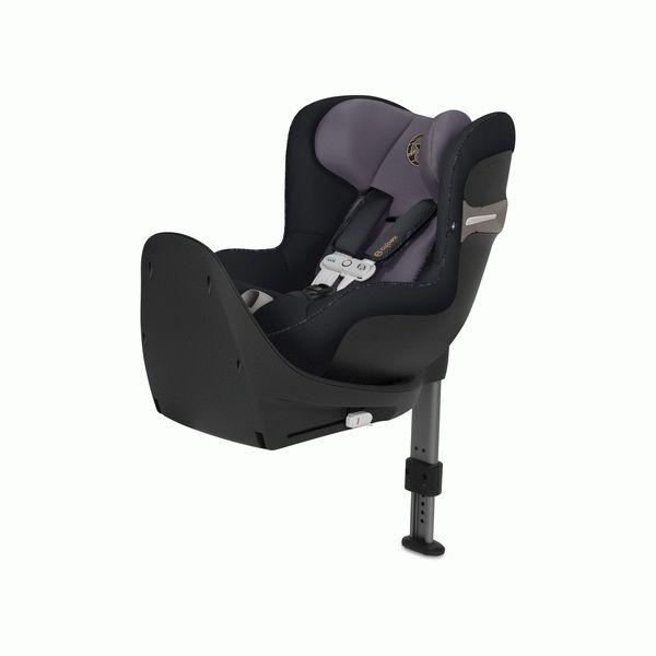 Cybex Cadeira Auto Sirona S i-Size SensorSafe 0-1 Premium Black