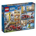 LEGO City - Bombeiros Combatem o Fogo no Centro da Cidade - 60216