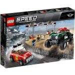 LEGO Speed Champions - 1967 Mini Cooper S Rally and 2018 MINI John Cooper Works Buggy - 75894