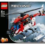 LEGO Technic - Helicóptero de Salvamento - 42092
