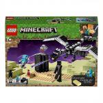 LEGO Minecraft - A Batalha do Fim - 21151