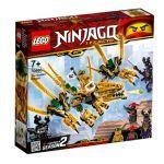 LEGO Ninjago - Dragão Dourado - 70666