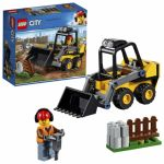 LEGO City - Trator-Carregador da Construção - 60219
