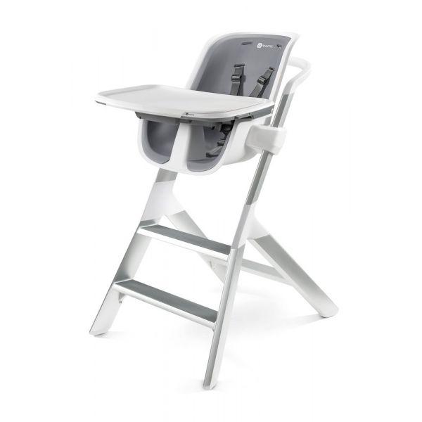4moms Cadeira de Papa Cinza/Branco