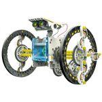 Velleman Kit Robot Solar 14 em 1