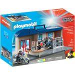 Playmobil City Action - Esquadra de Polícia - 5689