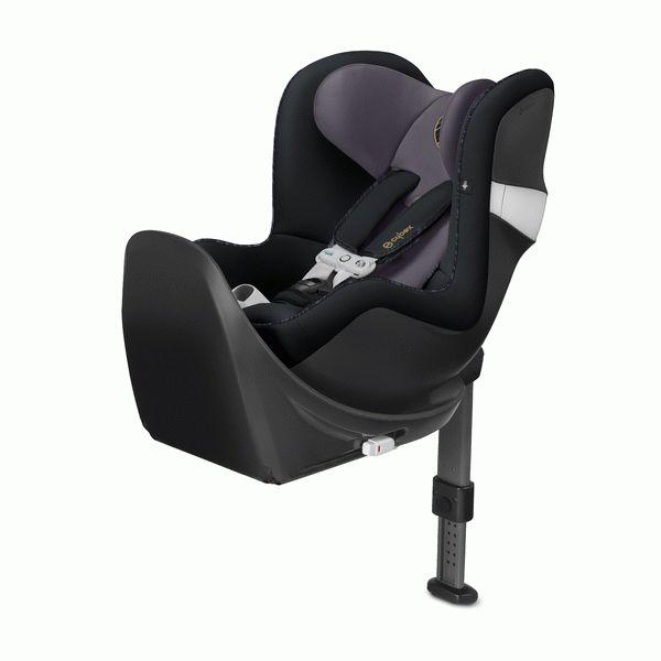 Cybex Cadeira Auto Sirona M2 i-Size SensorSafe 0-1 Premium Black
