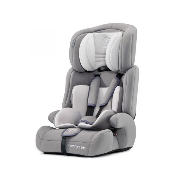 Kinderkraft Cadeira Auto Comfort Up Cinza