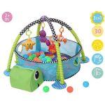 Kio Kids Ginásio com 30 Bolas e Jogos - KK02111