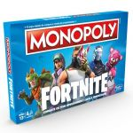 Monopoly - Fortnite Jogo de Tabuleiro