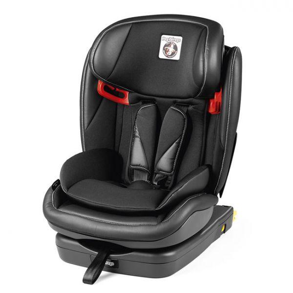Cadeira Auto Peg-Pérego Viaggio 1/2/3 Via Isofix Licorice ...
