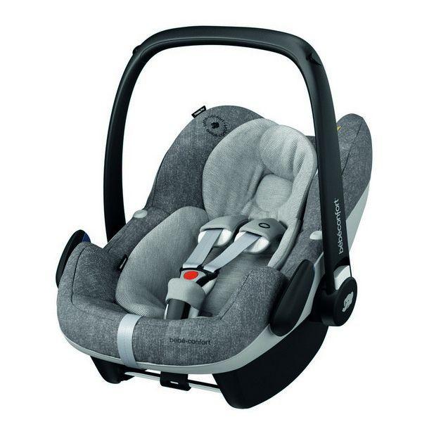 Bébé Confort Caderia Auto Pebble Pro 0+ I-Size Nomad Grey