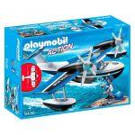 Playmobil Action Hidroavião da Polícia - 9436
