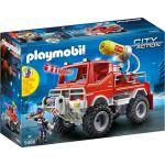 Playmobil City Action Todo-o-terreno bombeiros - 9466