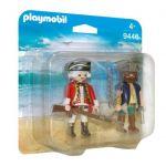 Playmobil Pirates Pirata y Soldado - 9446