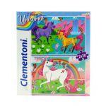 Clementoni Puzzles I Belive in Unicorns 2X20 Peças - 24754