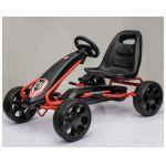 Peke Kart Pedais Champion Black Edition