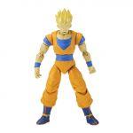 Bandai Dragon Ball - Figura Deluxe - Super Saiyan Gohan - 35855-3