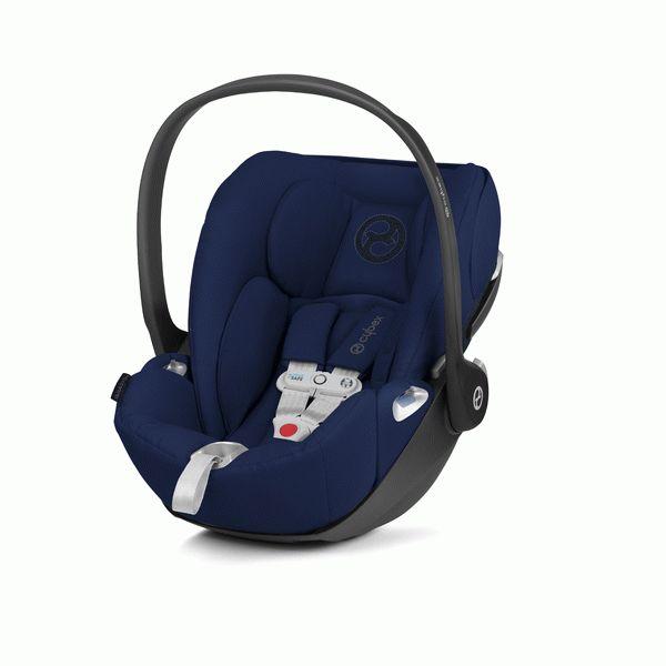 Cybex Cadeira Auto Cloud Z I-size com Sensorsafe 0-1 Midnight Blue