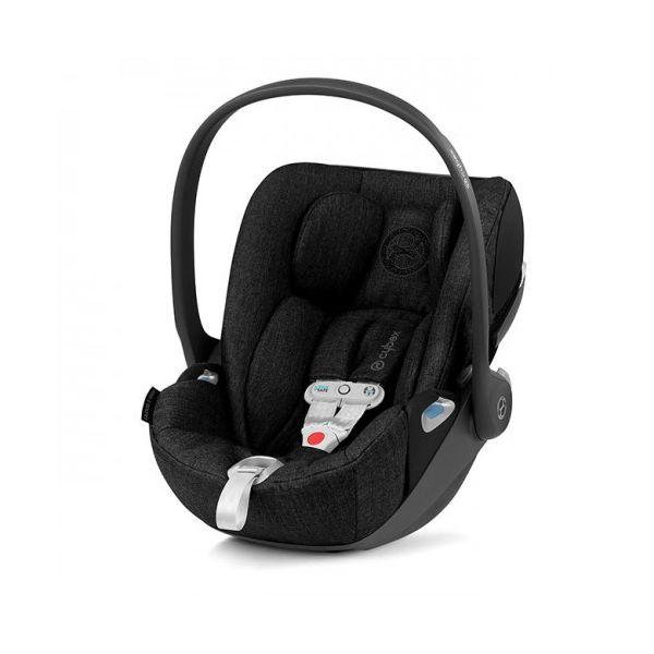 Cybex Cadeira Auto Cloud Z i-Size Plus SensorSafe Isofix 0-1 Stardust Black