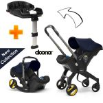 Doona Cadeira Auto Plus 2 em 1 Royal Blue + Base Isofix