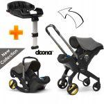 Doona Cadeira Auto Plus 2 em 1 Grey Hound + Base Isofix