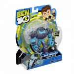 Playmates Toys Ben 10 - Omni-Enhanced Shock Rock - BEN27100-7