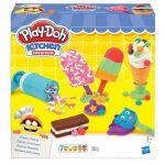 Hasbro Play-Doh Gelados Deliciosos