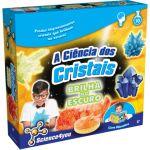 Science4You Ciência dos Cristais Brilha no Escuro