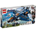 LEGO Marvel Avengers Movie 4 - O Quinjet dos Vingadores - 76126