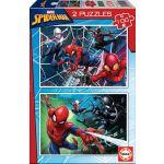 Educa Puzzle 2x 48 Peças Spider-Man - 18101