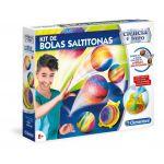 Clementoni Kit de Bolas Saltitonas - 67538