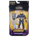 Hasbro Marvel Legends Series Action Figure - Infinity War - Captain America