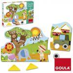 Goula Puzzle Shapes - 53439