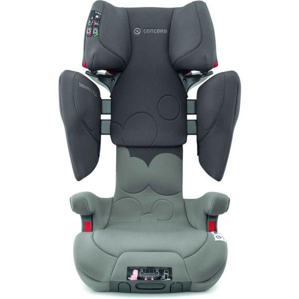 Concord Cadeira Auto Transformer XT Plus Isofix 2-3 Moonshine Grey