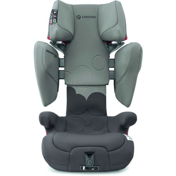 Concord Cadeira Auto Transformer Tech Isofix 2/3 Moonshine Grey