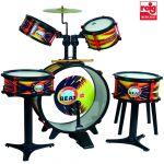Reig Musicales Bateria Fire Beat - 636
