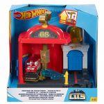 Mattel Hot Wheels - Quartel dos Bombeiros - FRH28-4