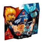 LEGO Ninjago - Spinjitzu Slam - Kai vs. Samurai - 70684