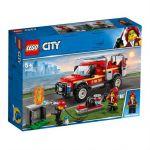 LEGO City - Camião da Chefe de Bombeiros - 60231
